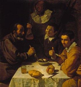 Diego Rodriguez de Velazquez: Frühstück