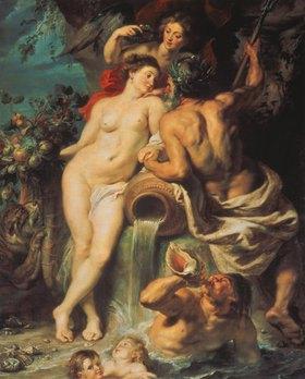 Peter Paul Rubens: Der Bund von Erde und Wasser
