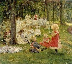 Adolf Maennchen: Kindergeburtstag