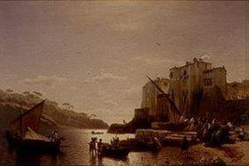Andreas Achenbach: Neapolitanische Fischer bei Neapel