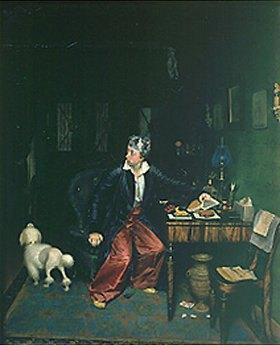 Pawel Fedotow: Das Frühstück des Aristokraten