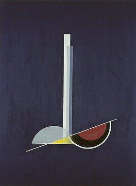 László Moholy-Nagy: Komposition K IV