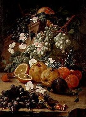 Johann Amandus Winck: Früchtestilleben