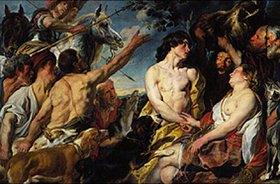 Jacob Jordaens: Meleager und Atalanta