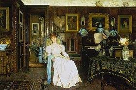John Atkinson Grimshaw: Sweet Home