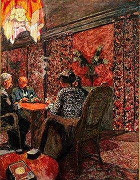 Edouard Vuillard: Beim Bridge