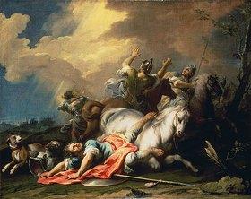 Jacopo Amigoni: Die Bekehrung des Saulus