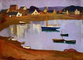 Maurice Denis: Port de Ploumanach