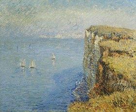 Gustave Loiseau: Normannische Steilküste (Les Falaises)