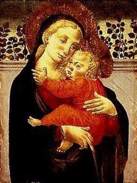 Florenz Meister von San Miniato: Madonna mit Kind
