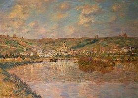 Claude Monet: Später Nachmittag in Vétheuil