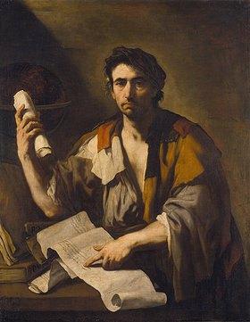 Luca (Fa Presto) Giordano: Ein cynischer Philosoph. Gegen