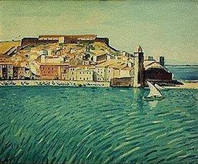 Albert Marquet: Blick auf Collioure