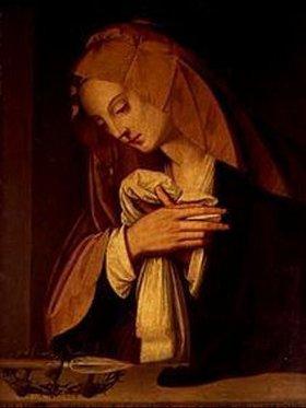 Alessandro (Bronzino) Allori: Mater Dolorosa