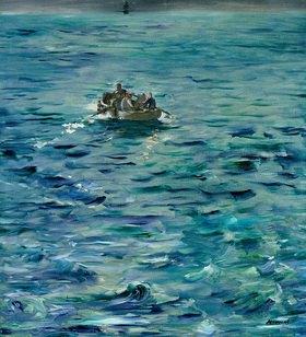 Edouard Manet: Die Flucht von Henri de Rochefort