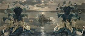 Philipp Otto Runge: Arion's Sea Journey