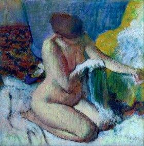 Edgar Degas: Nach dem Bad