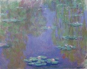Claude Monet: Nympheas, Wasserlilien