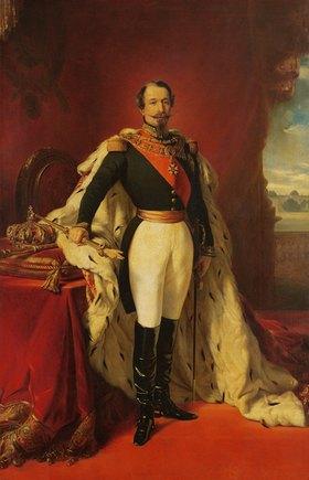 Franz Xaver Winterhalter: Portrait of Napoleon III