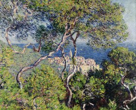 Claude Monet: Bordighera
