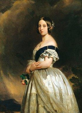Franz Xaver Winterhalter: Königin Victoria