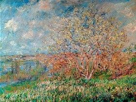 Claude Monet: Der Frühling