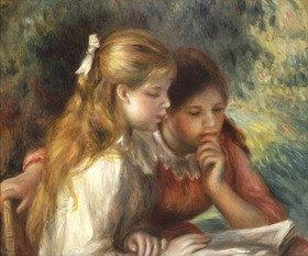 Auguste Renoir: Das Lesen