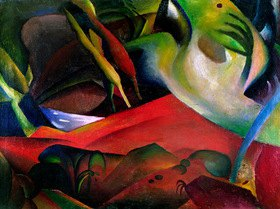 August Macke: The Storm