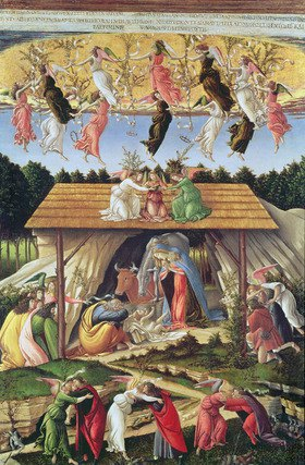 Sandro Botticelli: Mystische Geburt