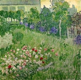 Vincent van Gogh: Daubigny's garden