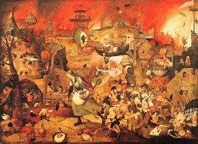Pieter Brueghel d.Ä.: Mad Meg