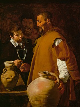 Diego Rodriguez de Velazquez: Waterseller of Seville