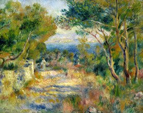 Auguste Renoir: L'Estaque