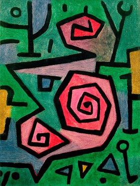 Paul Klee: Heroic Roses