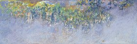 Claude Monet: Wisteria