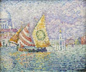 Paul Signac: Bragozzo, Venedig
