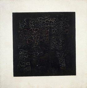 Kasimir Malewitsch: Das schwarze suprematistische Quadrat