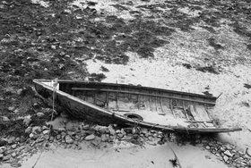 Günter Kozeny: Irland; Broken Boat
