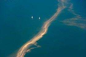 Günter Kozeny: Segelboote mit Blütenstaub