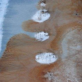 Günter Kozeny: Inseln im Moor