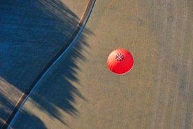 Günter Kozeny: Roter Ballon