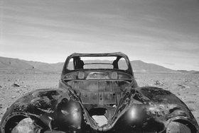 Günter Kozeny: Marokko, Fahrzeugwrack