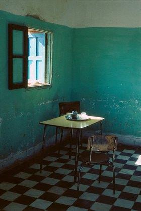 Günter Kozeny: Marokko; Teestube