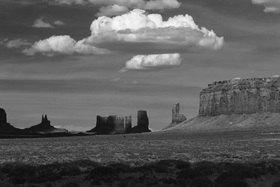 Günter Kozeny: USA; Monument Valley
