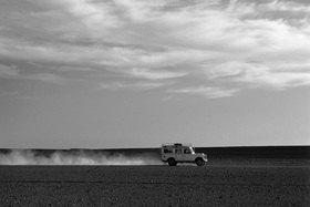Günter Kozeny: Marokko, Wüstenfahrt