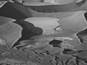 Günter Kozeny: Namibia; Namib-Naukluft Park; Sossusvlei