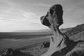 Günter Kozeny: USA; Death Valley