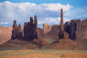 Günter Kozeny: USA; Arizona; Monument Valley