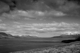 Günter Kozeny: Island; Akureyri; Ejafjördur