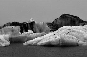 Günter Kozeny: Island; »Jökulsarlon«